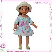 fashion dolls 16 inch wholesale customized 18 inch American Girl vinyl type