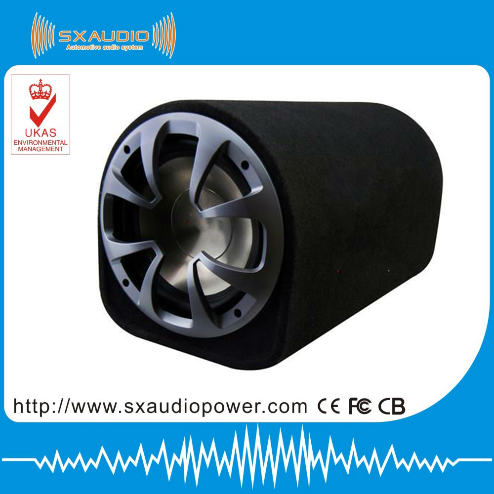 super car bass tube with 15inch High Power car subwoofer and car subwoofer with amplifier