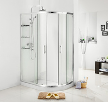 adjustable profile simple shower cabin/shower cubicle/shower enclosure