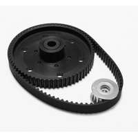CS034 Famoushobby Gimbal Gears set,black standard and Special Spur gears