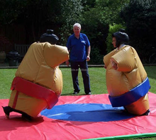 Whole set Cheap inflatable sumo wrestling suits for sale