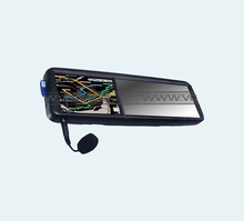 GPS 4.3 rear view touch monitor mirror screen GPS navigation BT game Win ce 5 landrover discovery 3 tables 7 android gps