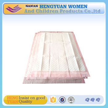 High Quality Competitive Price Adult Nursing Pad Manufacturer from China