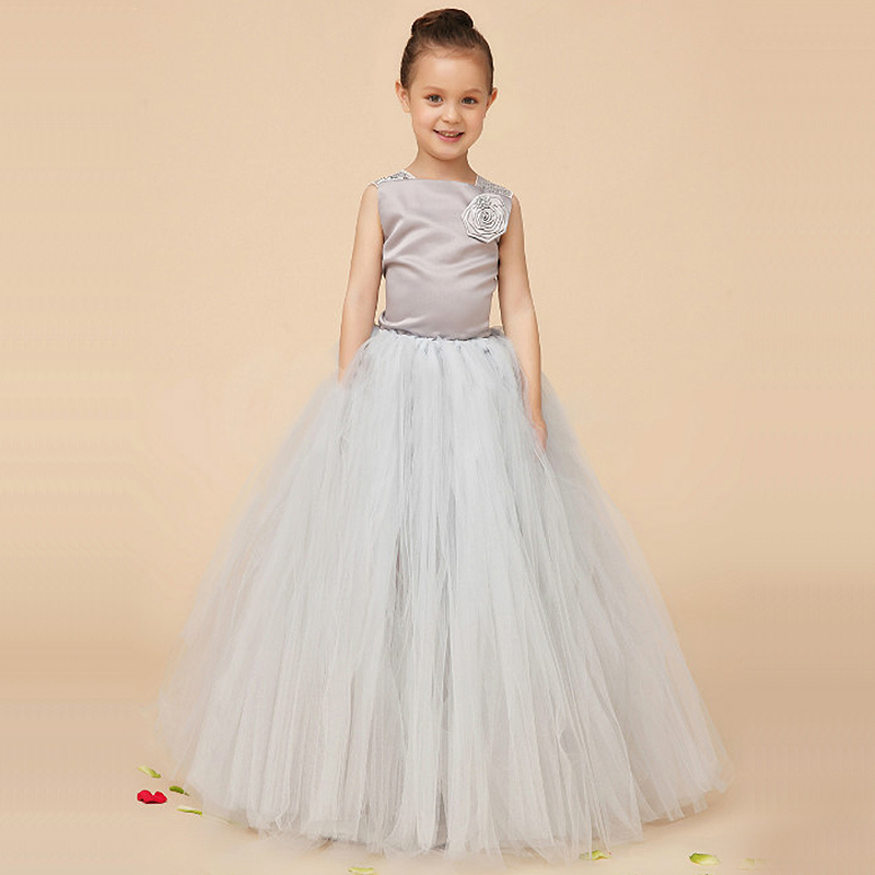 2015 Latest Kids Party Wear Dress Patterns for Girls