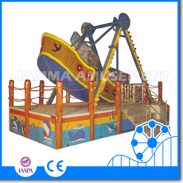 kids amusement park equipment pirate ship , private ship for children on sale