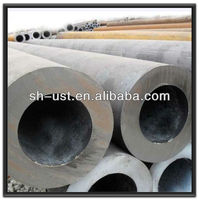 Hot rolled seamless steel tubes for mechanical applications