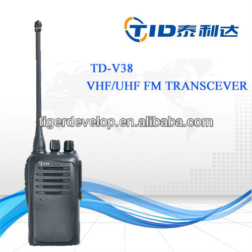 TD-V38 handheld walkie talkie best radio referee full duplex wireless communication system