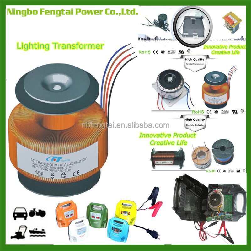 LED Light Underground Lights Downlight Transformer 12/24Vdc Auto Lighting Inverters & Converters Chargers Toroidal Transformer