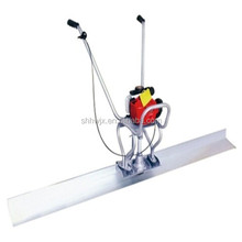 Easy operation self leveling screed concretepower vibratory screed