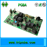 Single and double side pcb assembly,4 layers pcba,Multilayer pcb