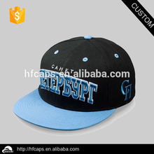Good Quality Custom Embroidery Two Tone Basketball Snapback Hat