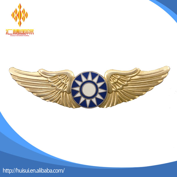Pilot Wings Lapel Pins For United Nations