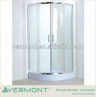 low threshold shower cabins