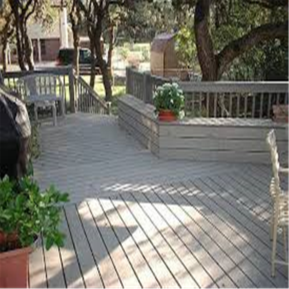 Balcony Waterproof Outdoor Floor Covering Wooden Flooring
