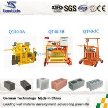 alibaba express turkey cement brick machine latest technology