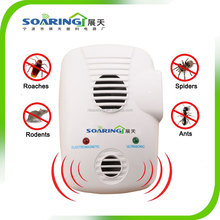 Factory Price Ultrasonic Pest Control Repeller Pest Control Equipment Pest Repellent Ultrasonic