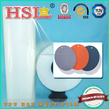 TPU Hot Melt Adhesive Film for Silicon product