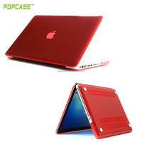 Wholesale Transparent Crystal Hard Case for apple laptops for macbook pro