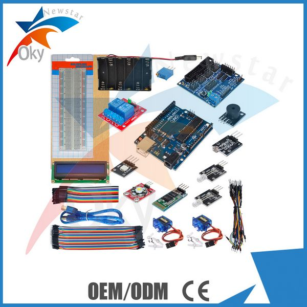 robotics kits learning kit Uno r3 Uno R3 starter kit Uno starter kit for Arduino