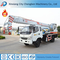 Durable 825-20 Tyre Widely Used Crane Trucks in uae for Sale