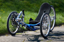 High Quality OEM ICE like Folding Recumbent Trike