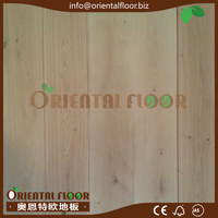 ABCD oak wood veneer for engineered flooring