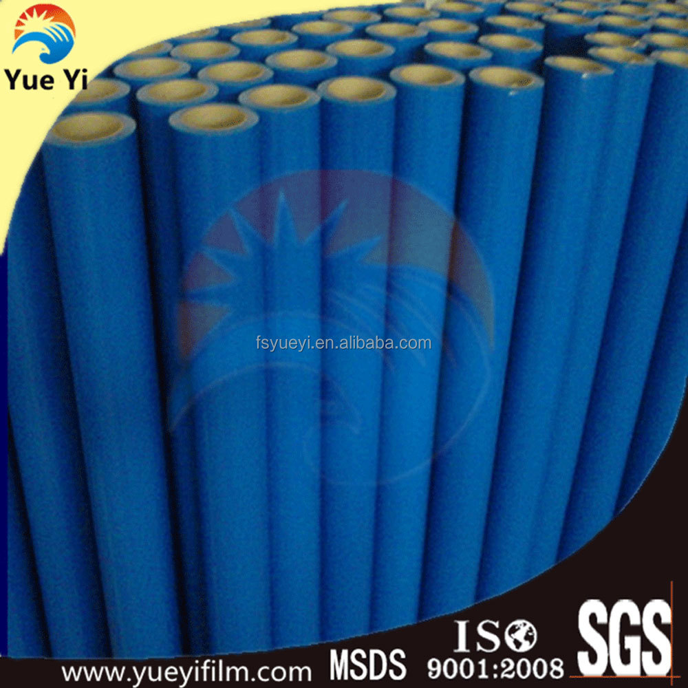 protective plastic film roll