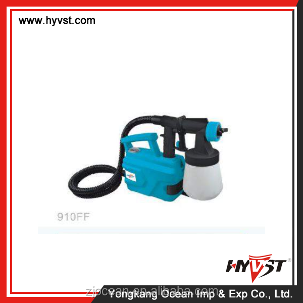 high pressure spray gun epoxy polyester powder paint and car spray gun