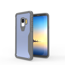 For Samsung Galaxy S9 Case Transparent Clear Acrylic Mobile Phone Back Cover Case For Samsung Galaxy S9 Plus