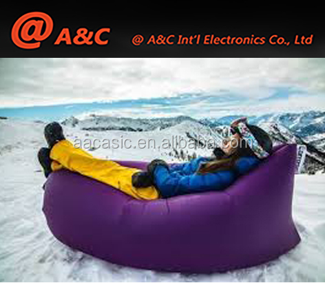 Wholesalers Sporting Goods Hangout, China Manufacturer Travel Bag Sporting Goods Inflatable Sleeping Bags air Sofa /