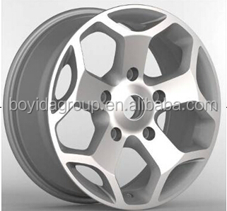pcd 5*108 china factory wholesale r High End Alloy Wheel Price With High Quality Casting Wheels