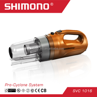 shimono portable cyclone vacuum cleaner for outdoor