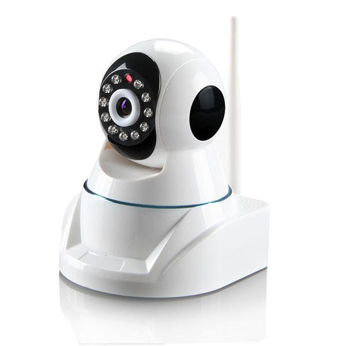 Support WIFI WIRELESS LAN DDNS mobile phones 180 degree wireless wide angle ip camera