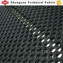 High quality 380gsm polyester warp knit net fabric for military lining
