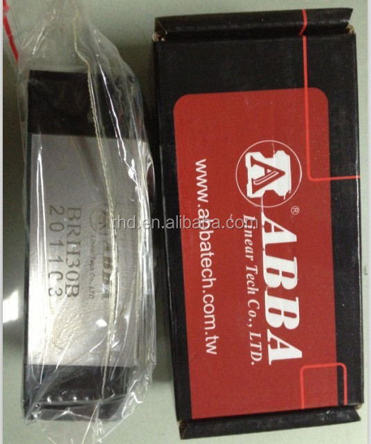 BRD35RO linear slide block ABBA BRD35RO with original
