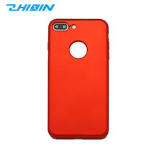 Custom silicon smartphone phone cover case for iphone 7 case