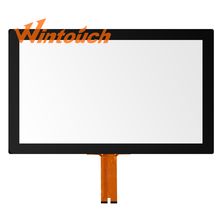 21.5 inch USB Capacitive transparent glass touch screen