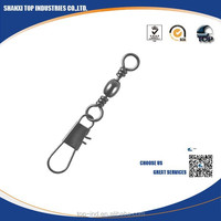 Superior quality Barrel swivel with interlock snap 16#