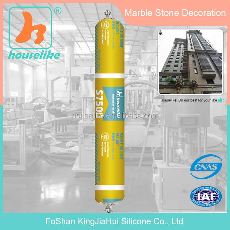 Facade Marble Tiles Usage Neutral Silicone Sealant S7500
