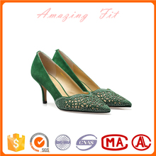 Custom design new style leathe sexy high heel lady dancing shoes
