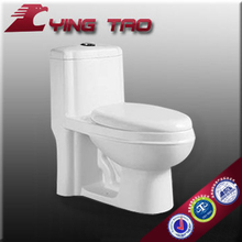 hot sale sanitary washdownt one-piece ceramic ware toilet brand ceramic sanitary one-piece square toilet bowl