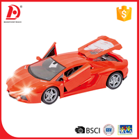 One key remote control car dashboard toys for kids