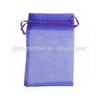 China manufacturer wholesale organza gift bag