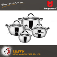 China new design popular circle sheet for electric cookwares , cast iron cookware , surgical steel cookware sets