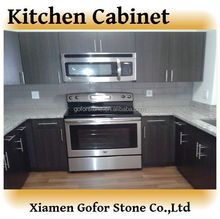Hot sale vinyl wrapped kitchen cabinet doors