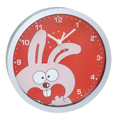 yiwu plane abs timer wall clocks models with iliminasion