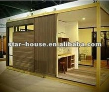 Pre-Engineered Buildings,luxury prefab villa,prefabricated hotel