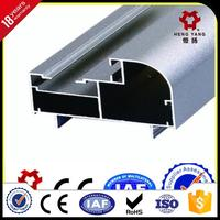 building profile windows rail/track aluminium decoration profile for windows and doors