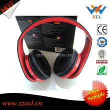OEM stereo wireless bluetooth headphones factory