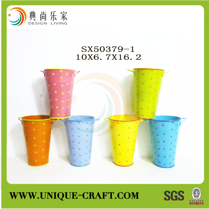 new product alibaba china supplier home decor flower pot greenhouse seed planter